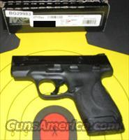 SMITH & WESSON M&P 9 SHIELD CA COMPLIANT PISTOL