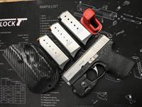 Kahr CM9 with TLR6 Laser Light and Extras.