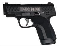 Survivor Benefits Fund Charity Auction: Honor Defense Limited Edition DEA Honor Guard 9mm