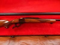 Ruger Number 1 Rifle 1976 model 200 of liberty model in 6MM Rem.