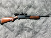 Ithaca model 37 deer slayer 12 gauge deluxe