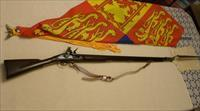 Brown Bess Musket with Bayonet and Sling