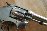 Smith & Wesson Model of 1903 Hand Ejector, First Change