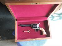 "COLT Single Action Army Revolver, 3rd Generation, .45 Colt 5.5"" Barrel with CASE!"