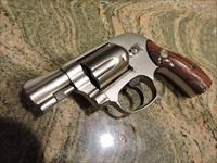 SMITH & WESSON Model 38-2 Airweight .38 Special Revolver