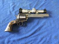 RUGER Super Blackhawk Stainless .44 Magnum with Leupold Scope! NEW!