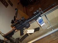 Smith & Wesson M&P-15 with Flash Light, Laser , Quad  Rail , Scope , Rear Iron Site , Forward Grip & 2 - 10 RND Mags