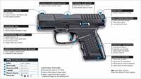 Walther PPS - highly reliable, great ergonomics, will feel like a glove in your hands.
