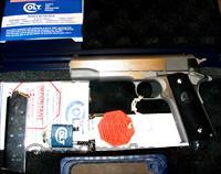 Colt Stainless 1991 A1 Government, NIB