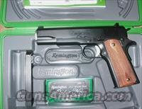 Remington R1 1911A1, 45 cal, Walnut grips, 2 mags NIB