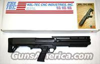 KEL TEC KSG pump action, 12 gauge shotgun, NIB