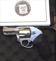 Charter Arms Stainless Bulldog On Duty, 44 special, NIB