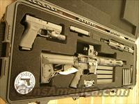 ISSUE SWAT PKG JP RIFLES GMR GLOCK 17 9MM JP ENTERPRISES SBR EOTECH MAGPUL
