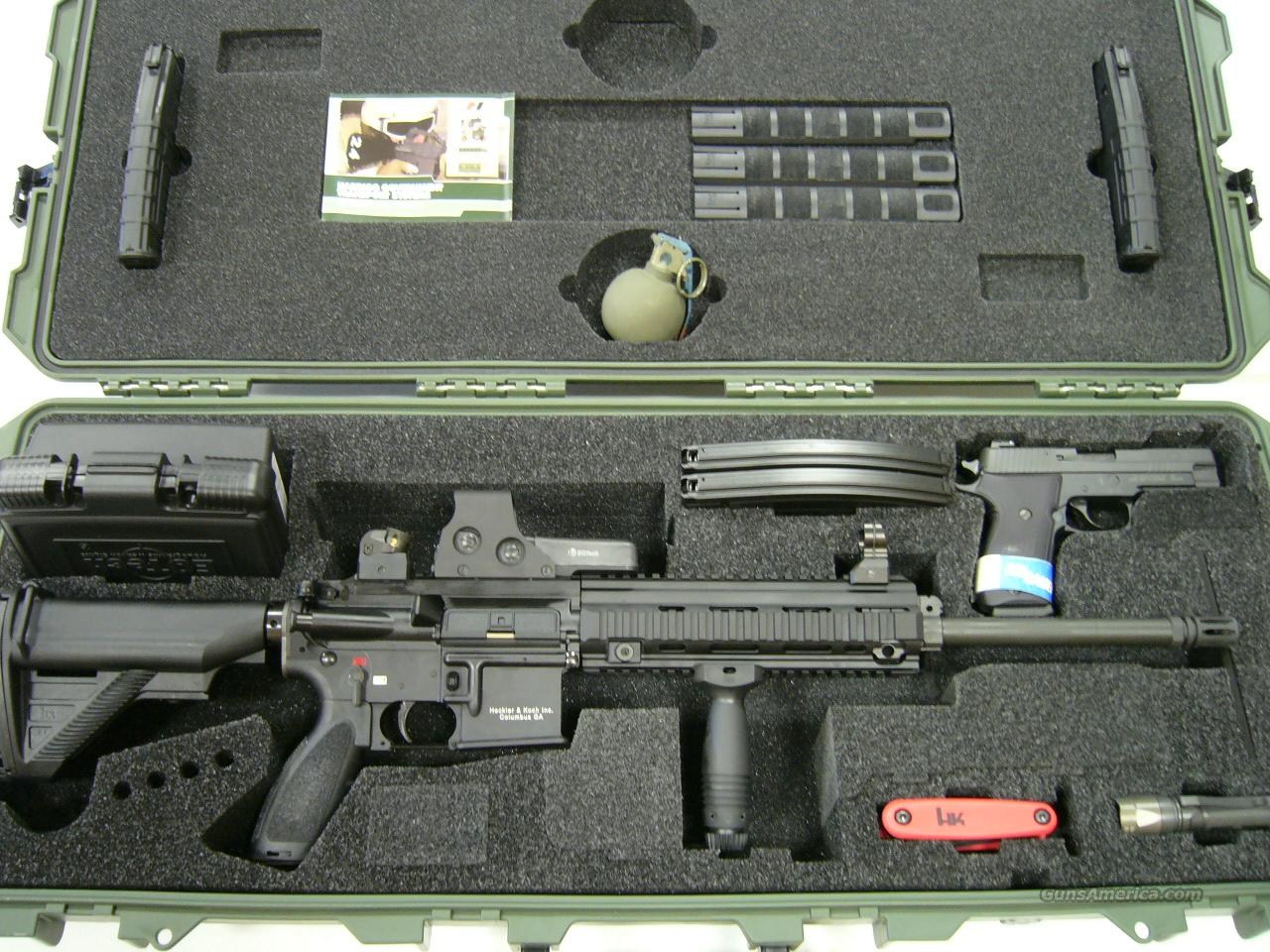 HECKLER KOCH 416 HK MR 556 A1 MR556A1 HK416 HK