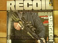 RECOIL MAGAZINES SURGEON .308 SNIPER W/ ACCURACY INTERNATIONAL & LEUPOLD MARK 6