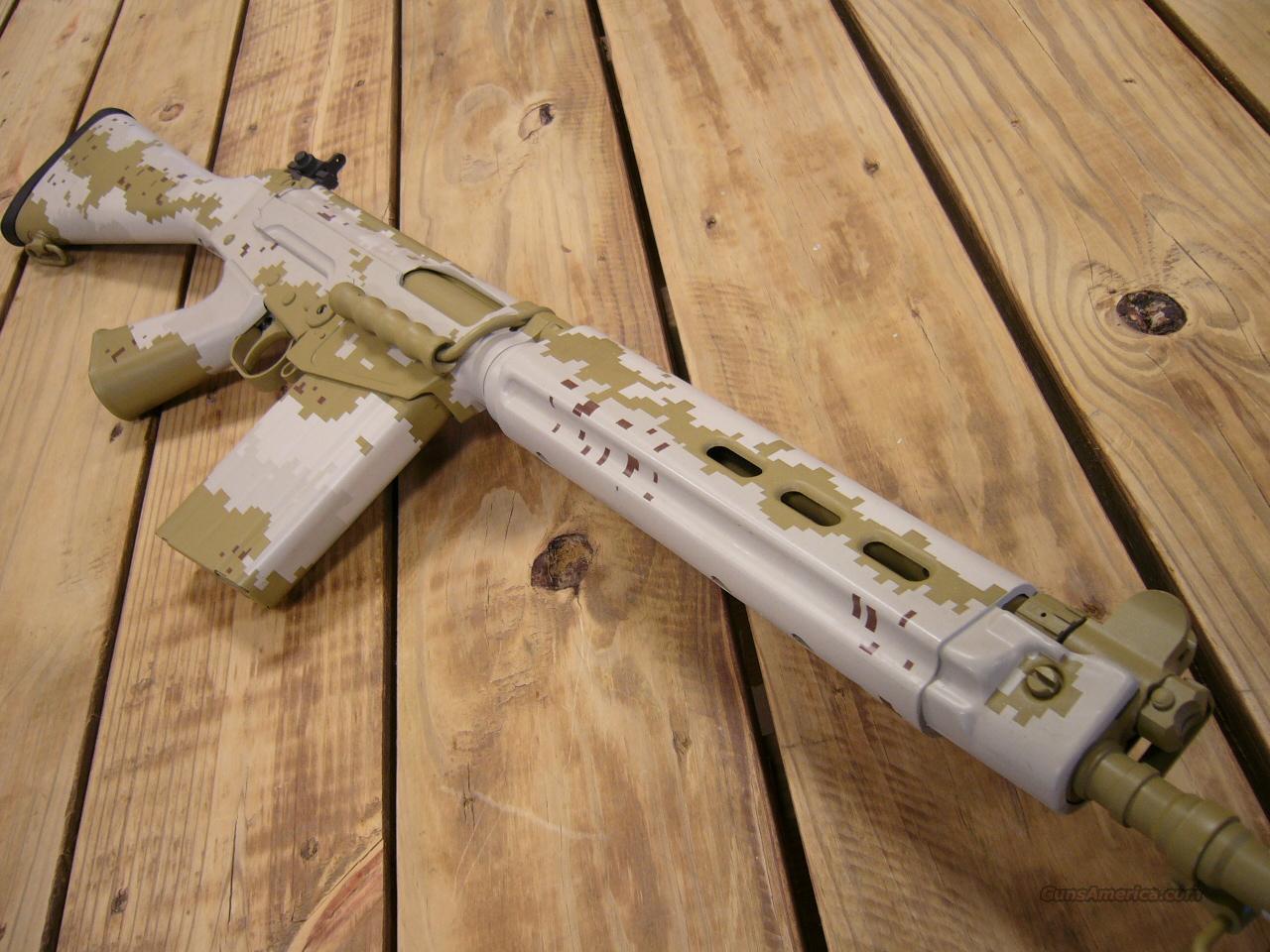 DSA SA58 308 SNIPER FN FAL 7 62 SA 58 DS ARMS