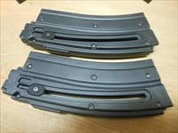 2 Pcs, Walther .22 Long Rifle Colt M4 20RD Mags Magazines, EUC!