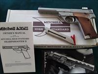 Mitchell High Standard Sharpshooter II  with Box And Papers