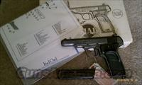 French Police MAB, Model D, 32 ACP with Box and Papers