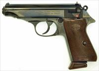 Walther Model PP .32 Pistol made by Manurhin