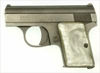 Browning Baby .25 ACP made by Bauer
