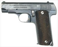 Astra Model 1916 7.65mm Auto Pistol