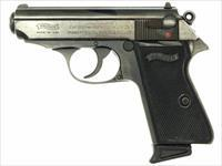 Walther Model PPK/S .380 Pistol (Interarms)