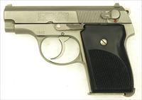 Norton (Budischowsky) TP-70 .25 Auto Double-Action Pistol