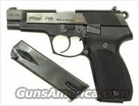 Walther Model P88 9mm Auto Pistol Made in Germany