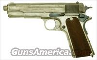 "Replica FN Browning Modele 1910 ""Grand Browning"" Pistol"