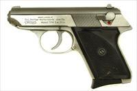 Walther Model TPH Stainless Steel .22 Pistol