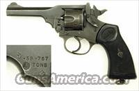 Webley Mark IV .38 Revolver (Israeli Contract)