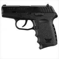 SCCY CPX-2 CB 9mm Black
