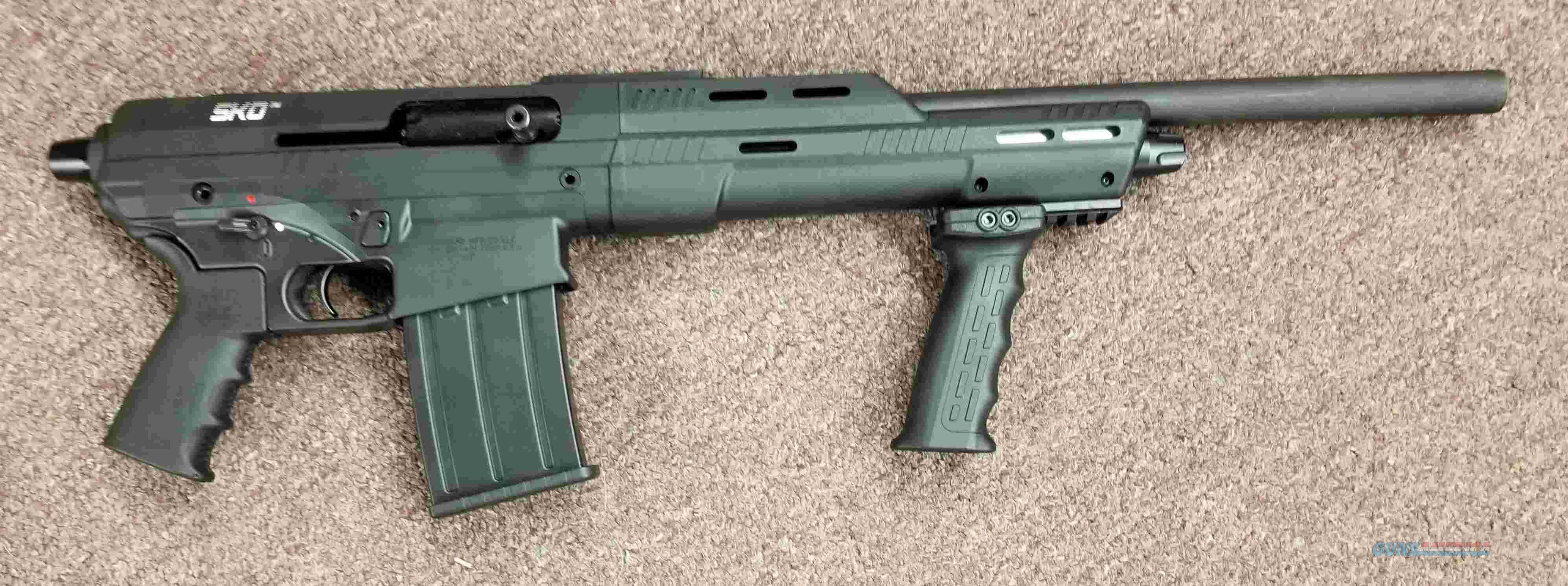 14ac6c37cf6e Standard Manufacturing SKO - 12 Gauge Semi Auto - Free Shipping !! Guns    Shotguns