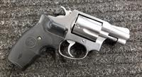 Smith & Wesson Model 60 Stainless 38 Special - CTC Laser Grip - Custom Holster - Free Shipping !