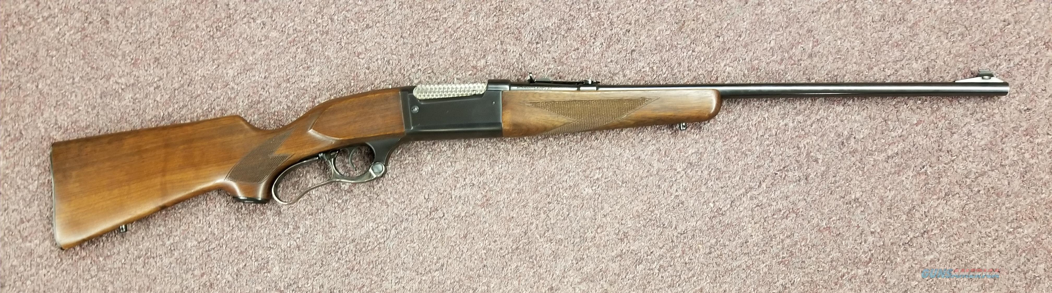 Savage 99F - Lever Action 250-3000 Excellent ! Free Shipping !!!