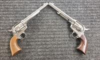 Colt Single Action Army Pair  45LC & 357 Magnum - Free Shipping