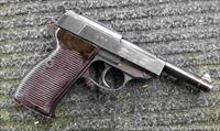 Walther P38 AC41 9mm All Matching
