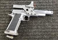 Caspian 1911 38 Super Comped Race Gun - Optics - Extra Mags - Free Shipping !!