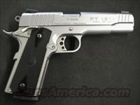 TAURUS PT 1911 in 9mm - Stunning in Stainless