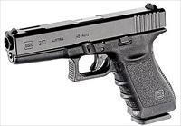 GLOCK MODEL G21C .45ACP FACTORY COMPENSATED SEMI-AUTOMATIC PISTOL WITH EXTRA FACTORY NON-COMPENSATED BARREL