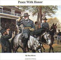 """PEACE WITH HONOR"" LIMITED EDITION LITHOGRAPH BY DON STIVER. SERIAL NUMBER 3 FROM the 1988 LIMITED EDITION"