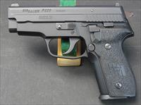 SIG SAUER P229 40 S&W SEMI-AUTOMATIC PISTOL WITH EXTRA HI-CAP MAGAZINES