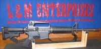 COLT PRE-BAN R6520 AR15 A2 GOVERNMENT CARBINE WITH 16 INCH BARREL & COLLAPSIBLE STOCK