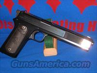 COLT MODEL 1902 MILITARY .38 COLT AUTO PROFESSIONALLY RESTORED TO FACTORY NEW CONDITION !! GEORGEOUS !!