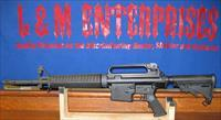 2003 VINTAGE ARMALITE INC AR10 A2 CARBINE IN 7.62MM WITH PRE-BAN FEATURES. NEW IN CASE WITH PAPERS AND EXTERIOR SHIPPING BOX.