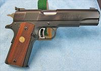 COLT GOLD CUP NATIONAL MATCH MARK IV/SERIES 70 .45 ACP from 1978