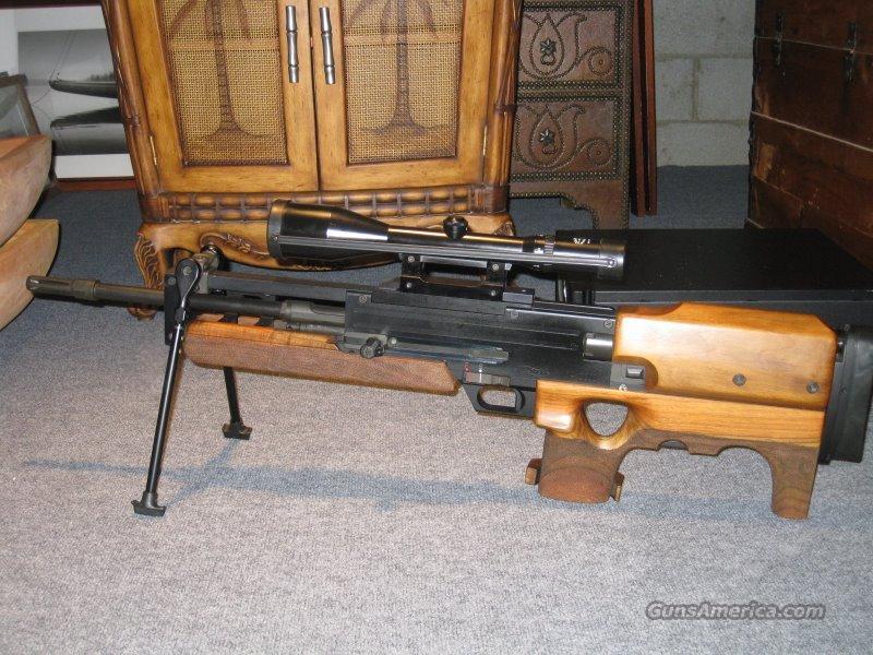 HS Precision Pro Series 2000 HTR Heavy Tactical Rifle
