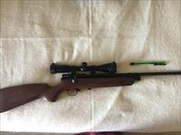 Beeman QB78 Deluxe .22cal CO2 Pellet Rifle w/ Leapers UTG 3-9x32AO scope
