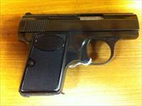 BROWNING BABY BROWNING PISTOL